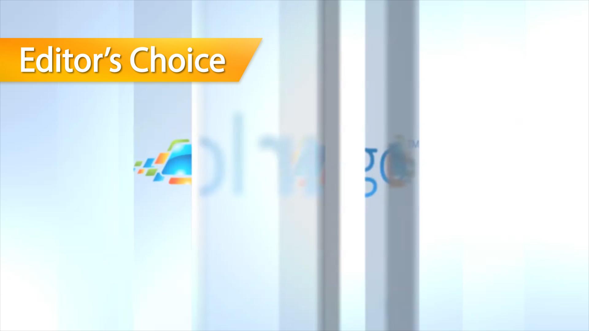 Glass Logo Reveal Final Cut Pro X Template