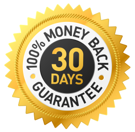 30 days Guarantee Money Back